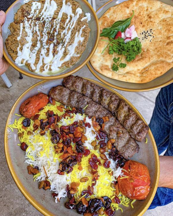 Avesta Persian Grill - Persian