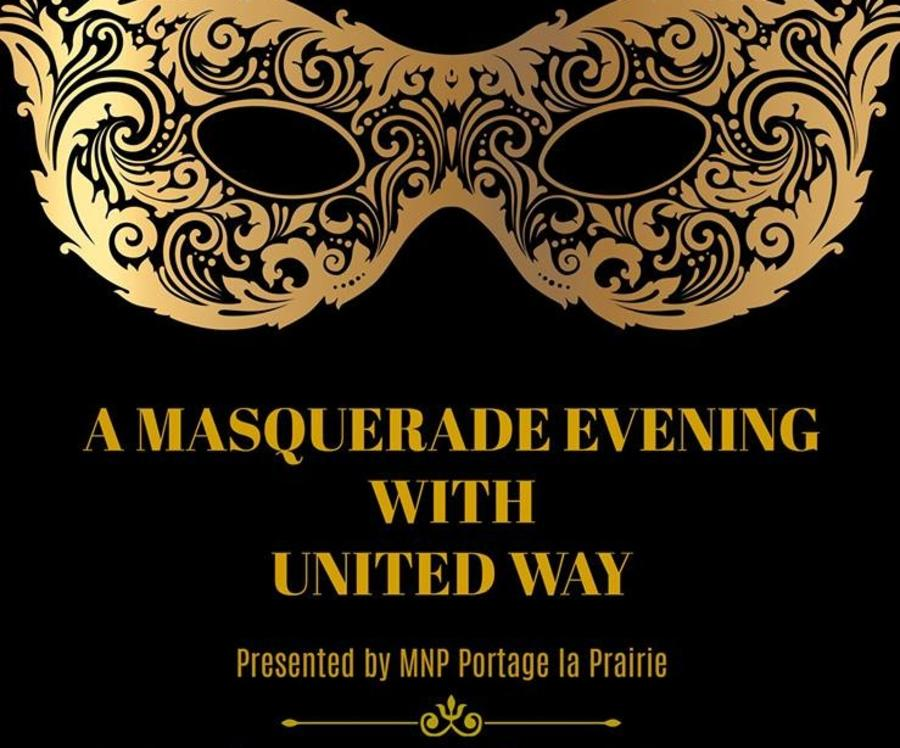 A Masquerade Evening with United Way, William Glesby Centre