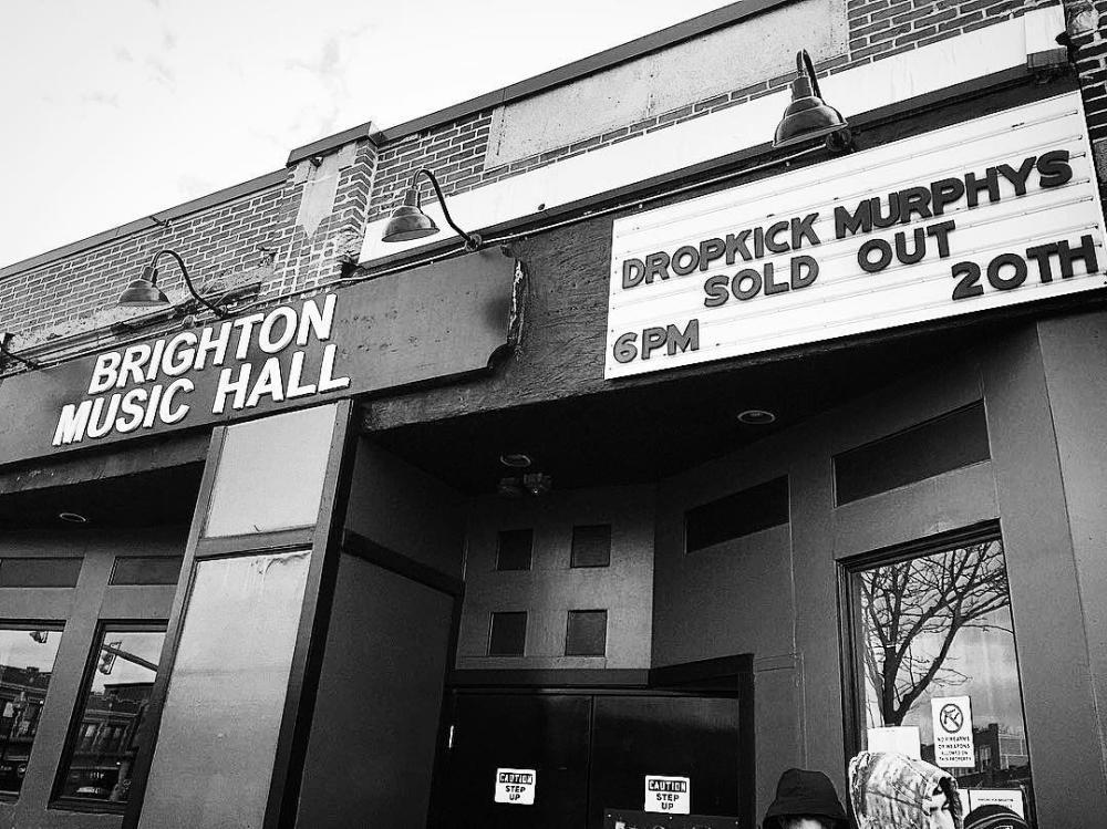 Brighton Music Hall