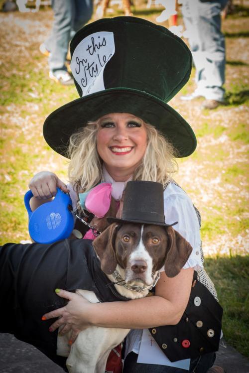 Howl O Ween Pet Parade Halloween