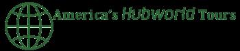 America's Hubworld Tours Logo