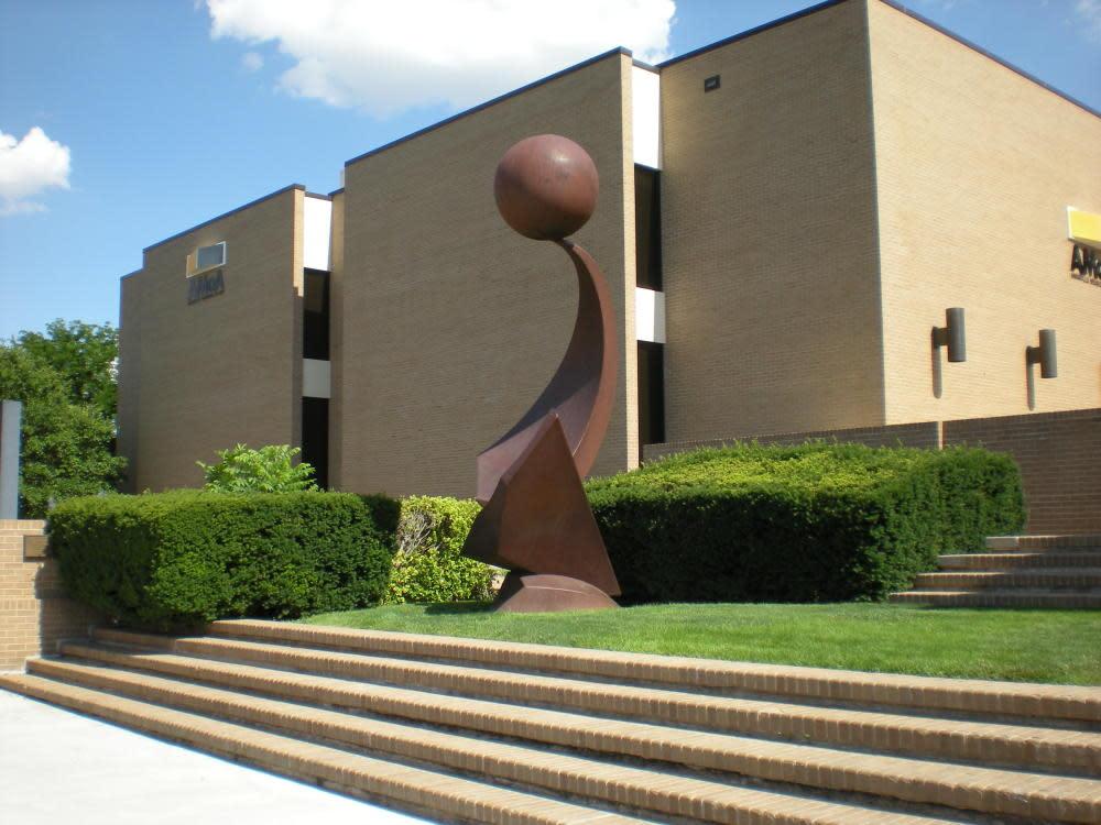 Amarillo Museum of Art Exterior