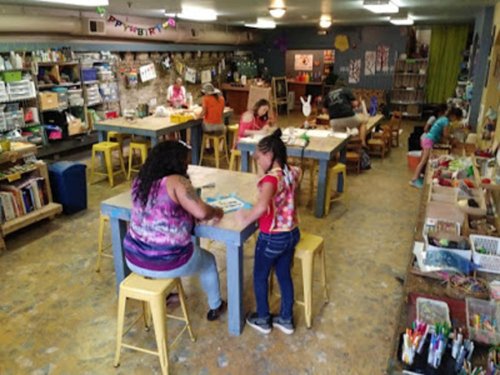 Basement Community Art Studio