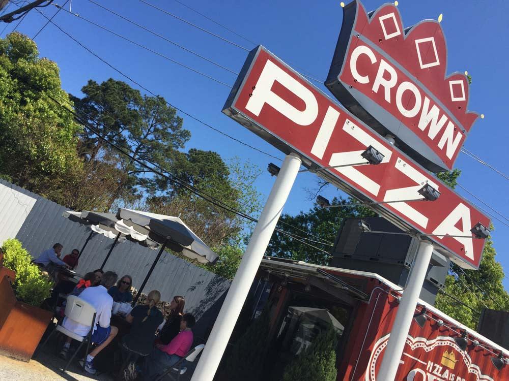 Crown Pizza Restaurant