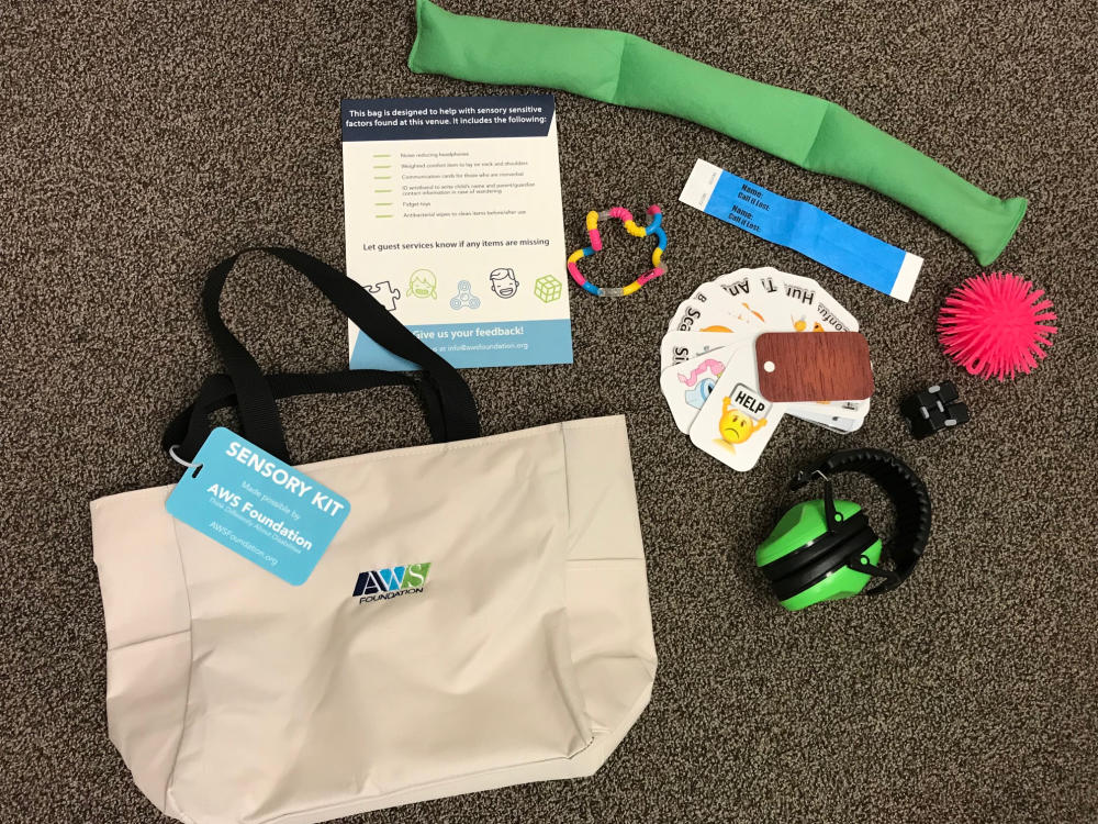 Sensory Friendly kit