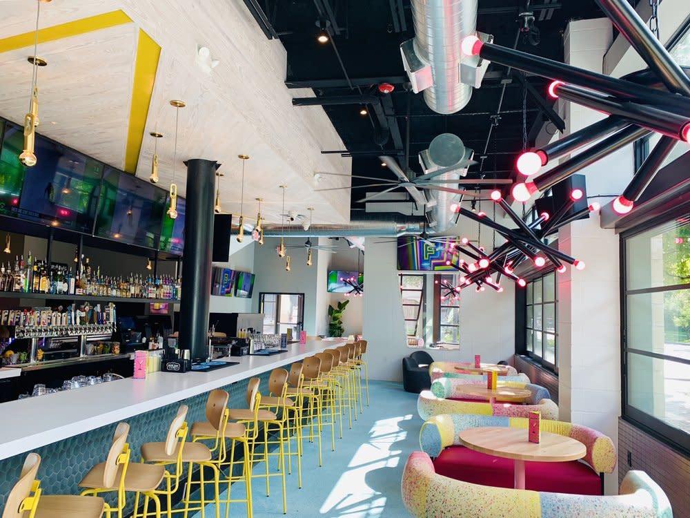Electric Feel Good - Houston Bar