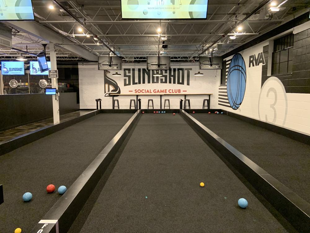 Slingshot Social Game Club