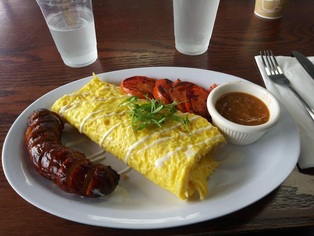 Luli Cafe in Huntington Beach