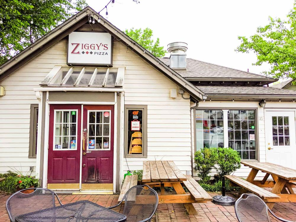 Ziggy's Patio at Clifton Square