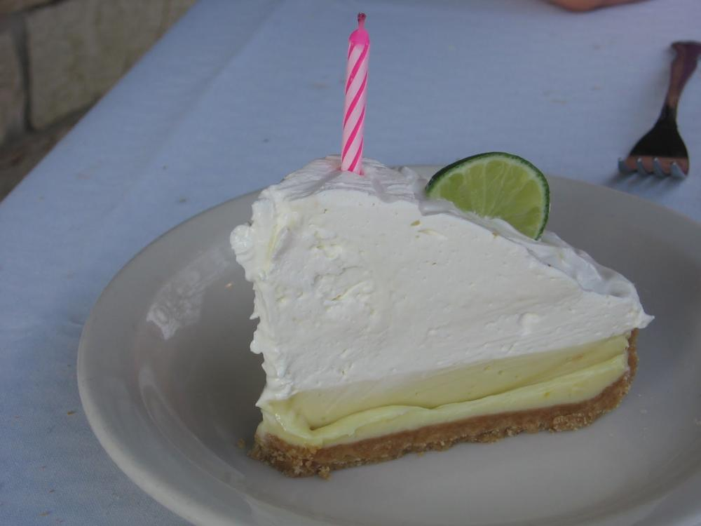 Paula's on Main Key Lime Pie