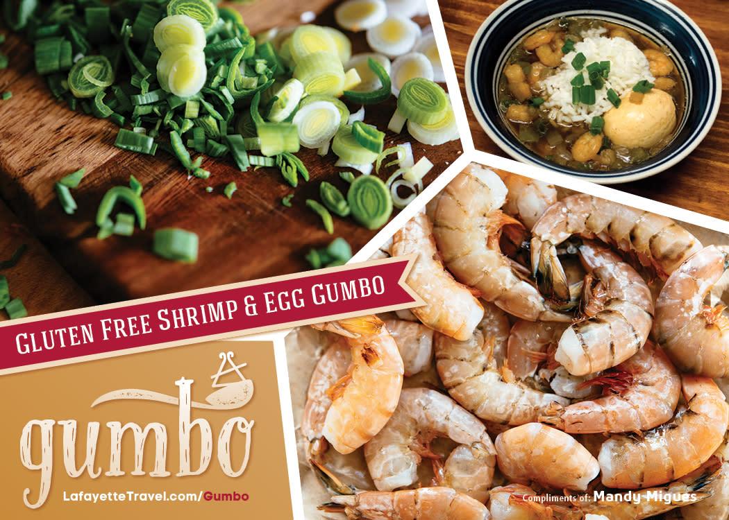Gluten Free Gumbo Recipe