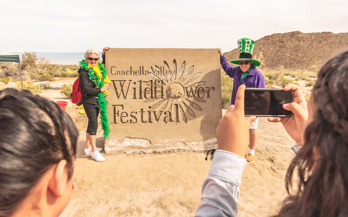 Coachella Valley Wildflower Festival