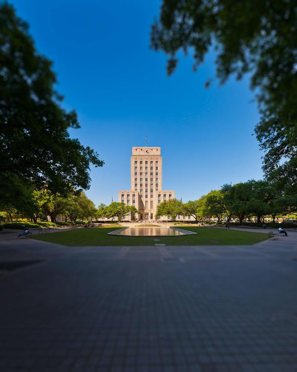 City Hall Houston