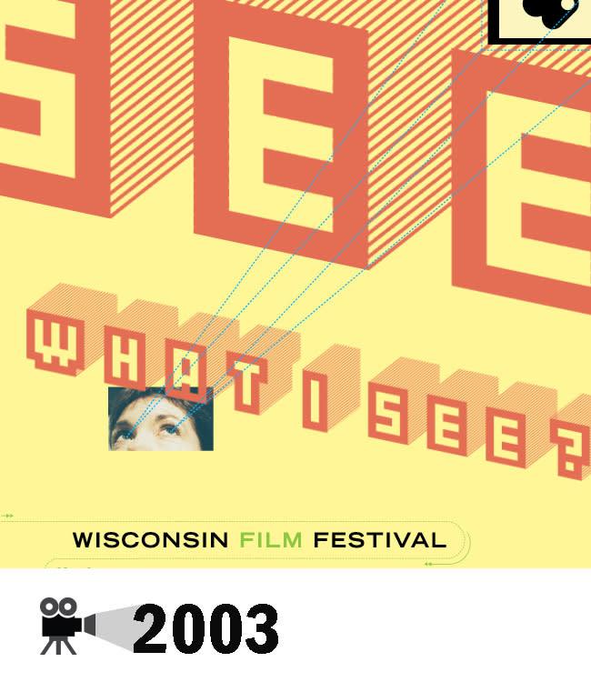2003 Poster: Wisconsin Film Festival