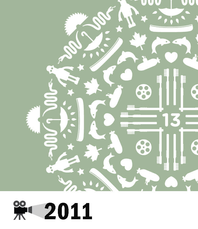 2011 Poster: Wisconsin Film Festival