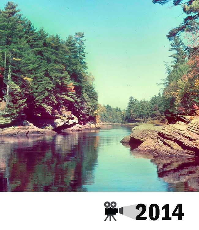 2014 Poster: Wisconsin Film Festival