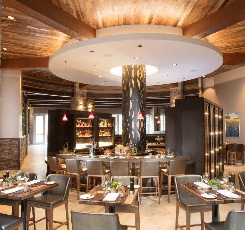 Charlie Palmer Steak at the Archer Hotel Napa