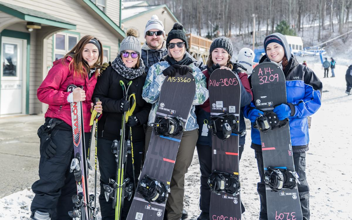 Learn to Ski/Snowboard in the Pocono Mountains