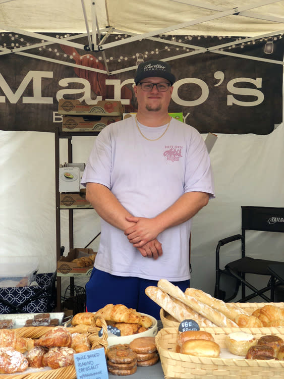 Farmers Markets - Fairbanks Alaska - Marlo's Bakery