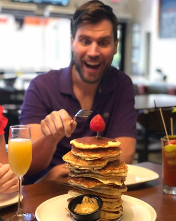 Pinstack Pancakes