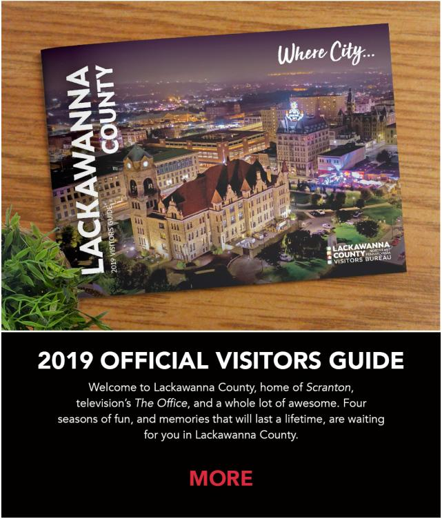 Lackawanna County's Official Visitors Guide 2019