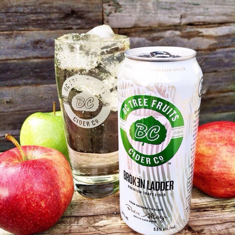 BC Tree Fruits Cider