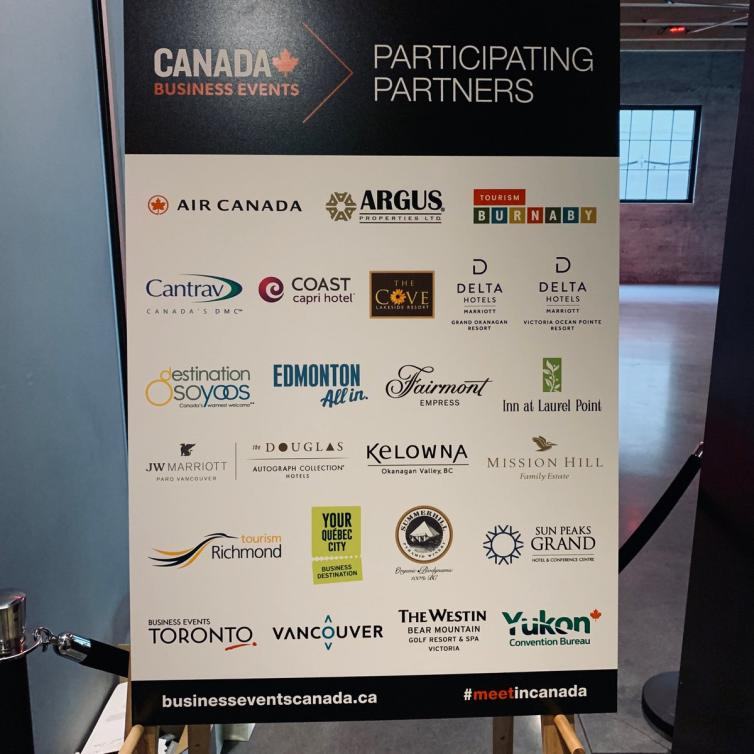 Canadian Partners at Seattle Event