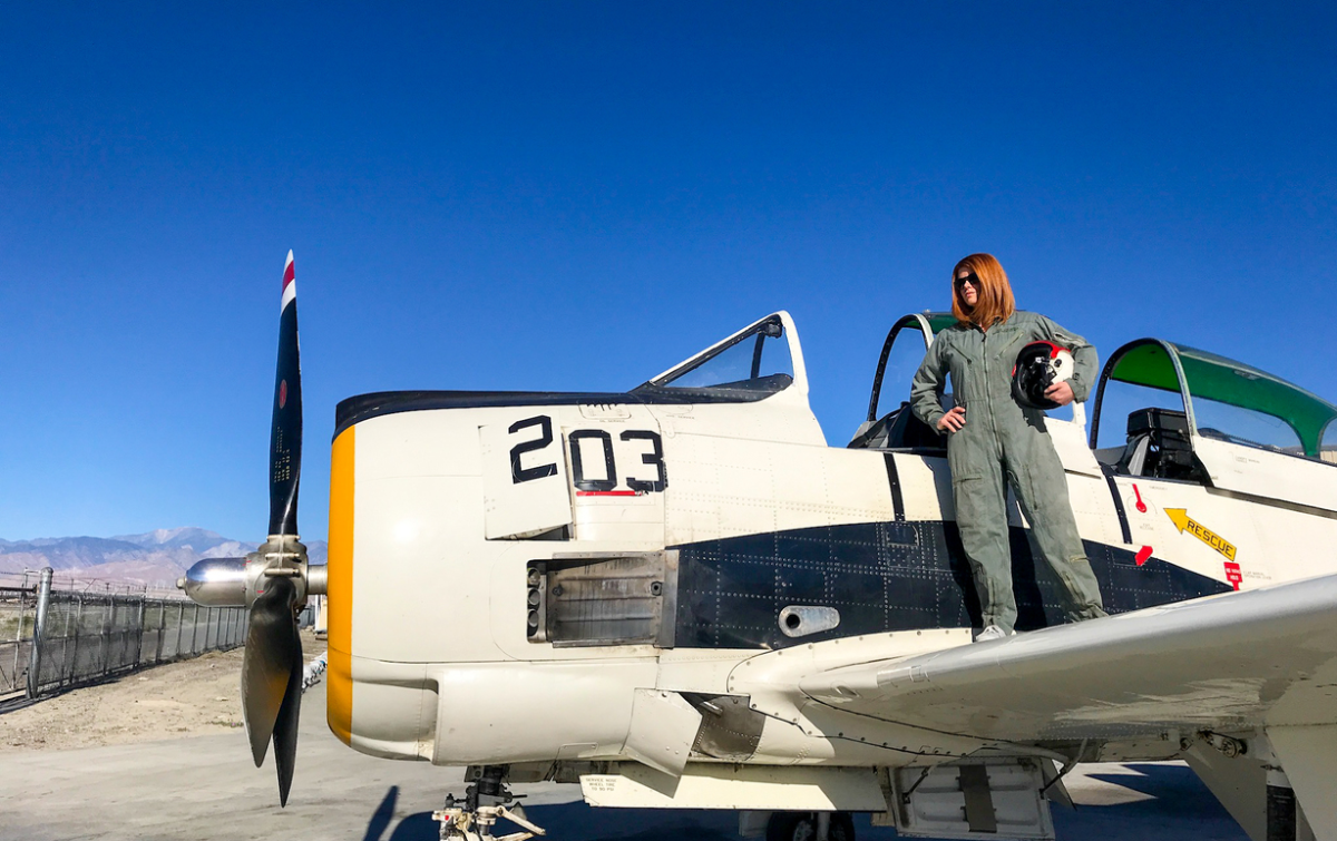 Chill Chaser Palm Springs Air Museum