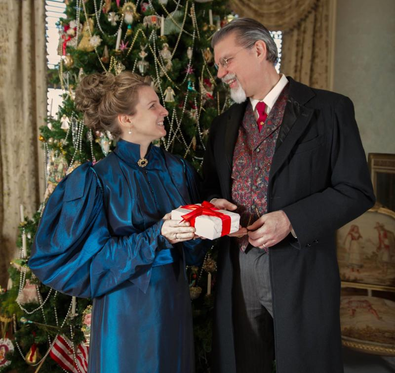 Maymont Victorian Holidays
