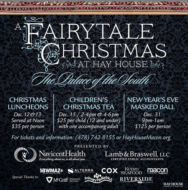 Fairytale Christmas at Hay House