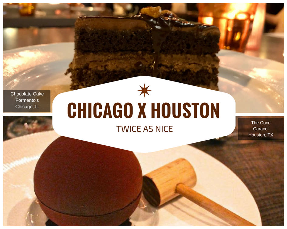 Chicago x Houston - Dessert