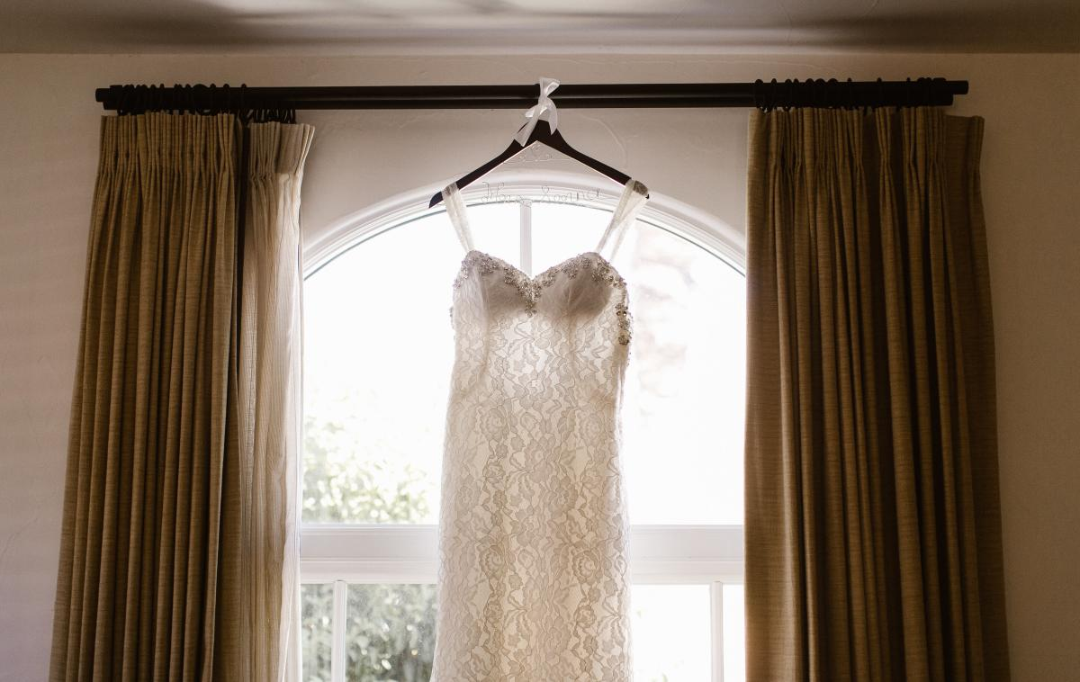 Palm Springs Wedding Dress