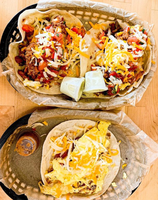Trailer Park Tacos at Torchy's Tacos