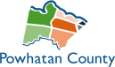 Powhatan County Logo Image