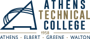 athens tech updated logo