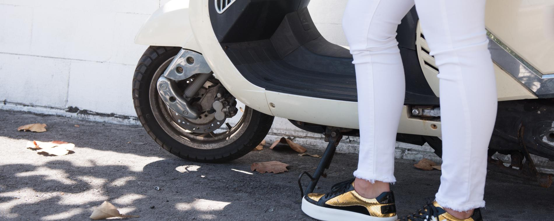 Aida Steholm Shoes black and gold