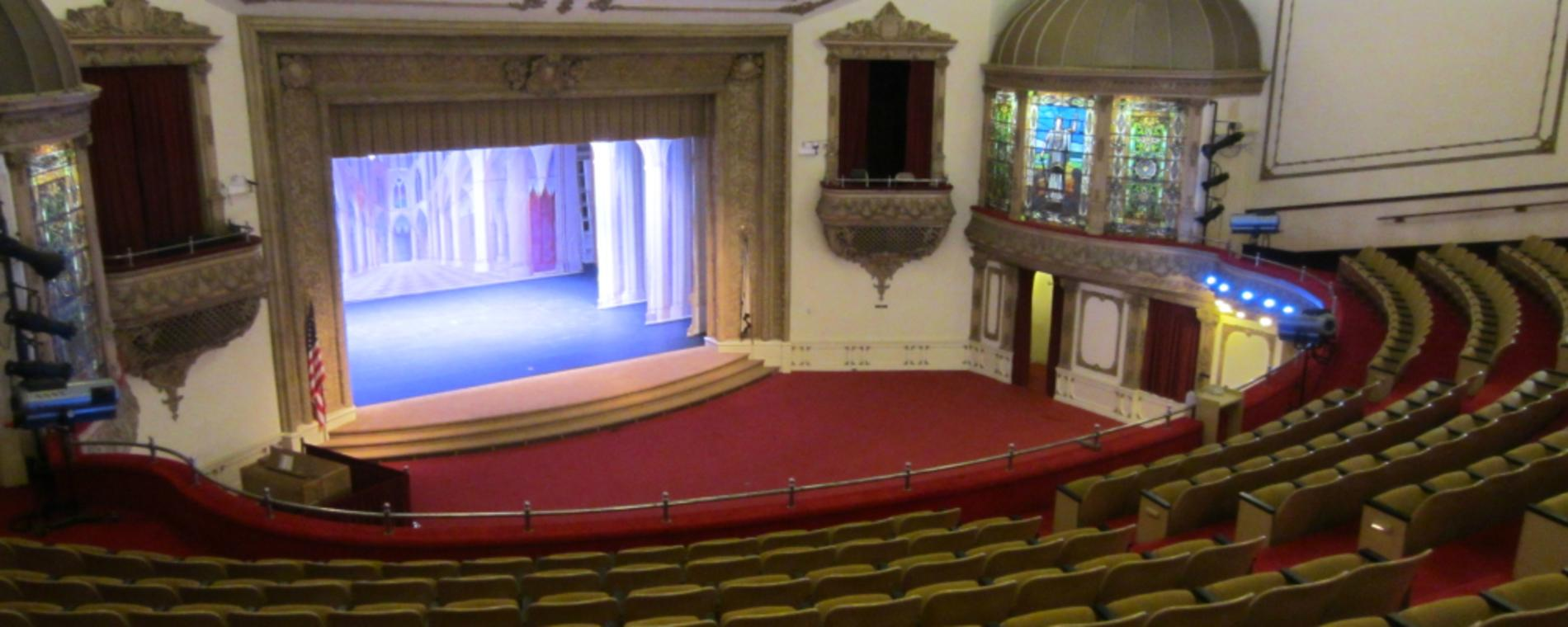 WSR Auditorium Visit Wichita