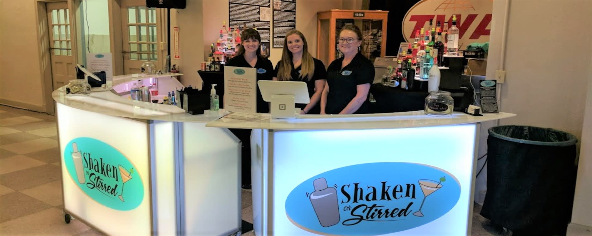 Shaken or Stirred at event Visit Wichita