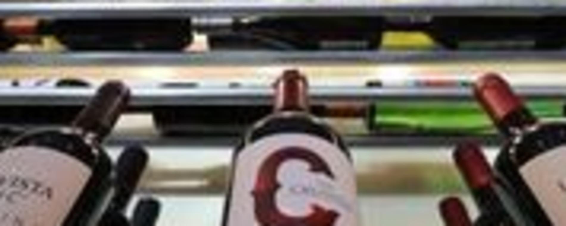 Sabor bottles of wine Visit Wichita