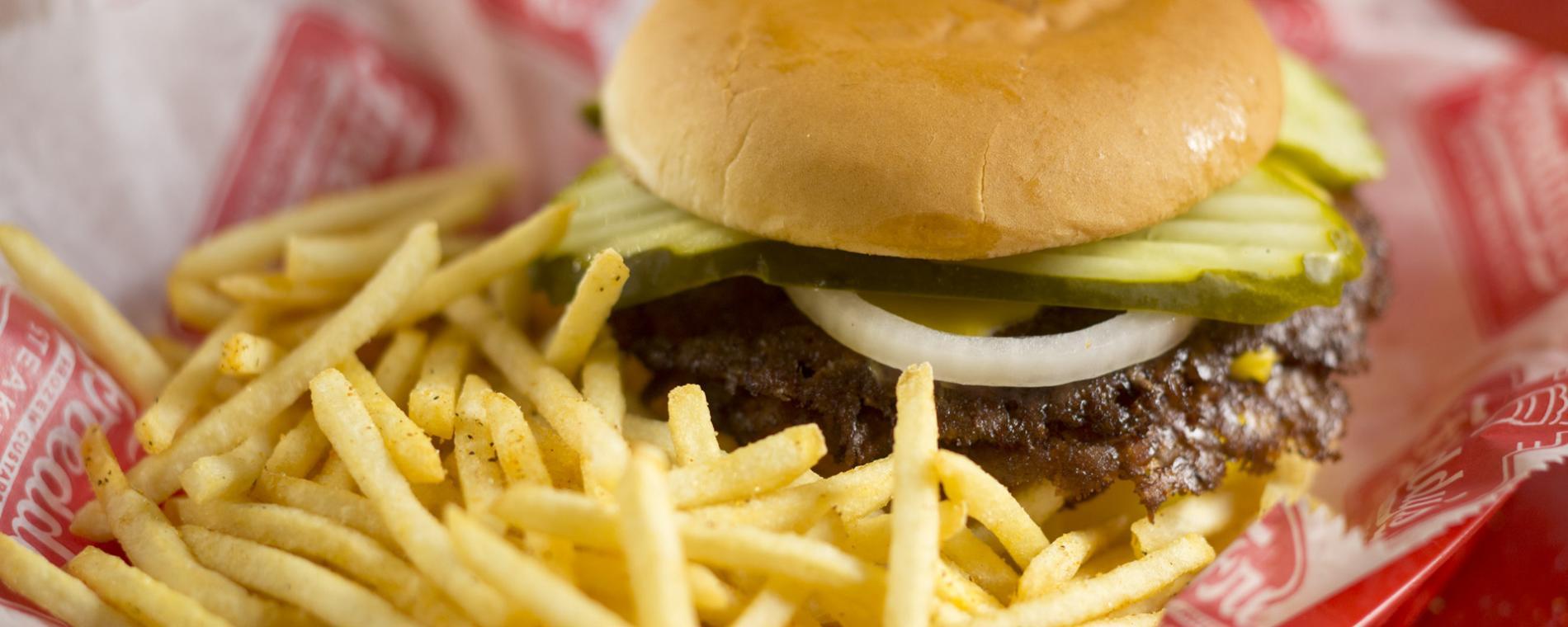 Freddy's Burger & Fries