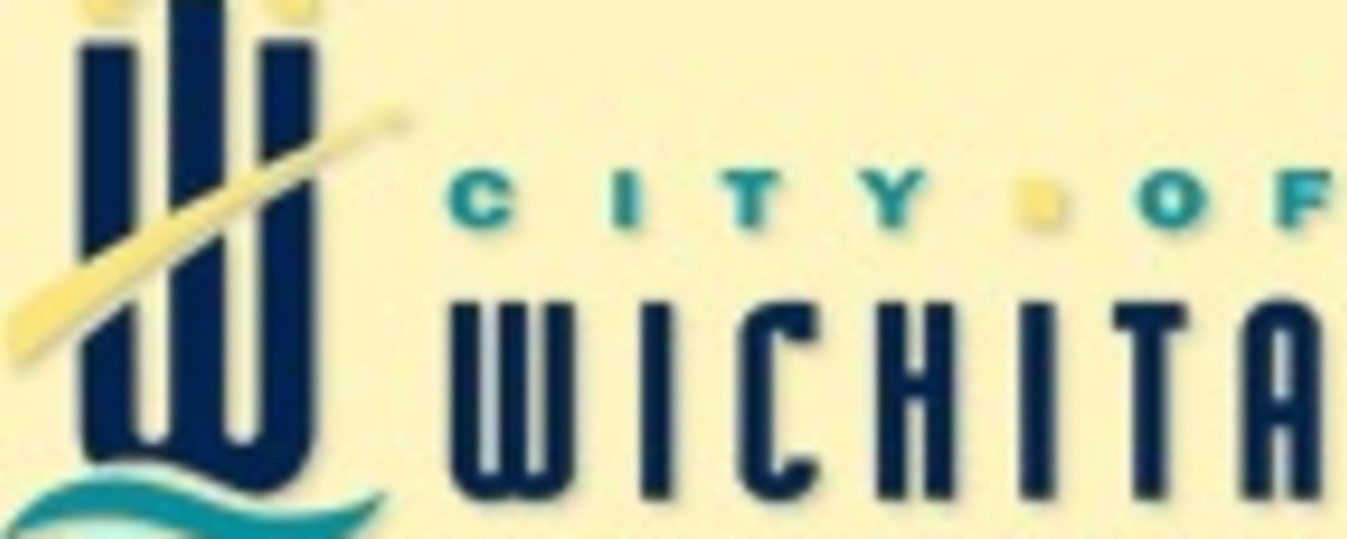 City of Wichita log Visit Wichita