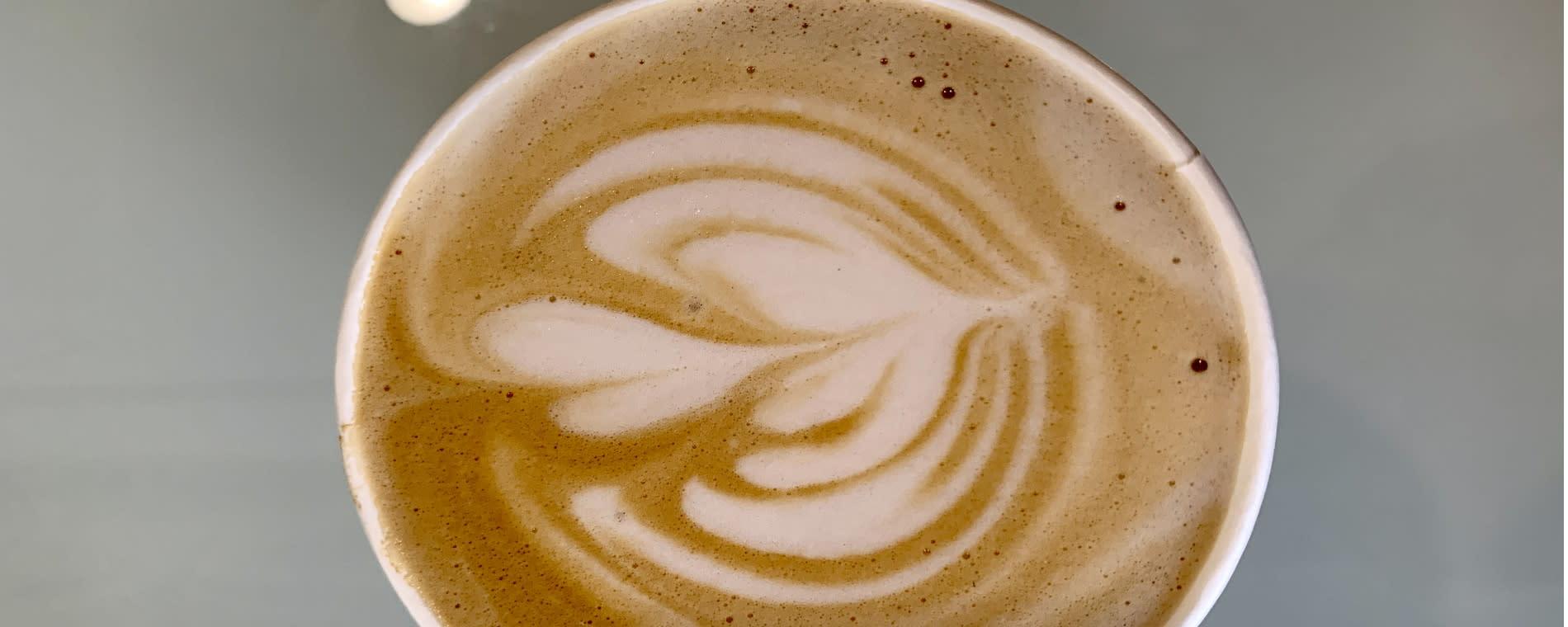 Coffee Placeholder Header