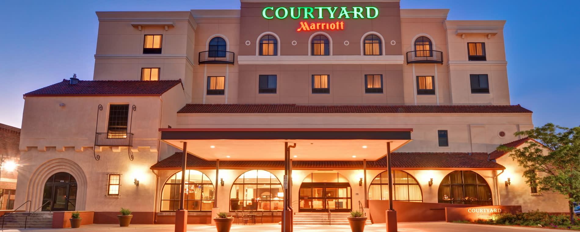 Courtyard Marriott Oldtown Wichita
