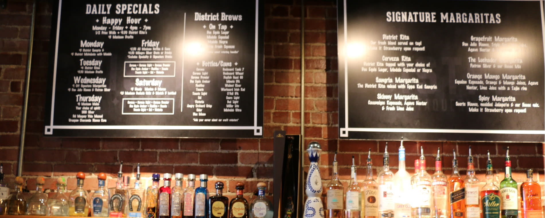 District Taqueria Bar