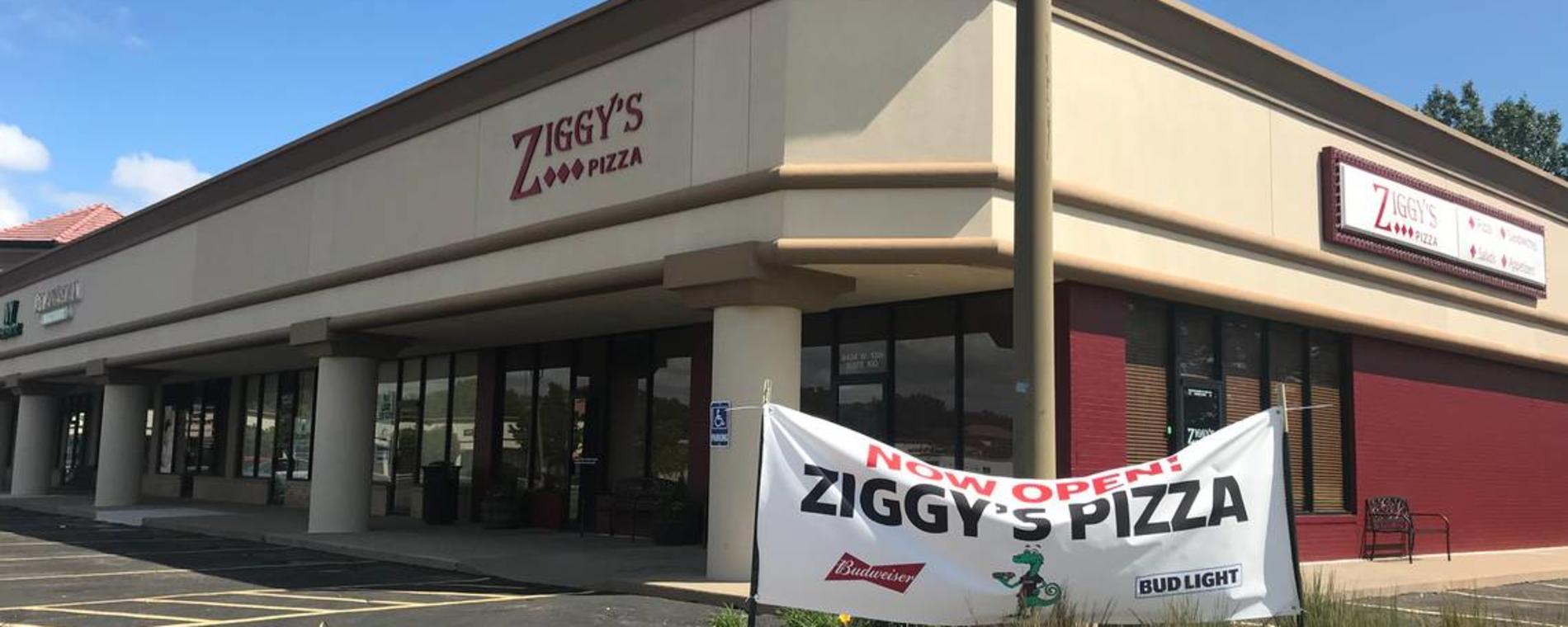 Ziggy's West exterior Visit Wichita