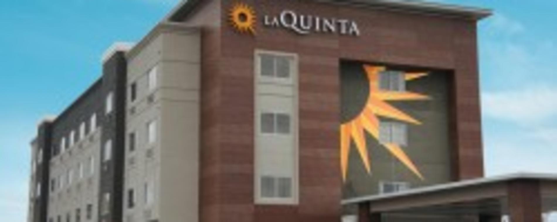La Quinta Airport exterior Visit Wichita