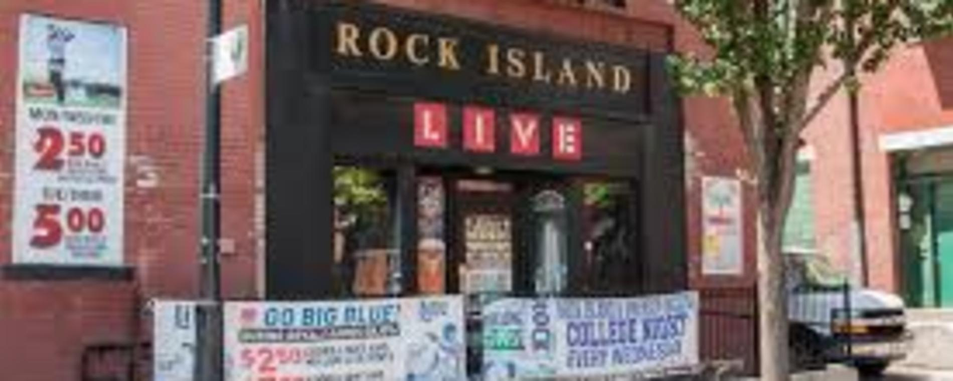 Rock Island LIVE exterior Visit Wichita