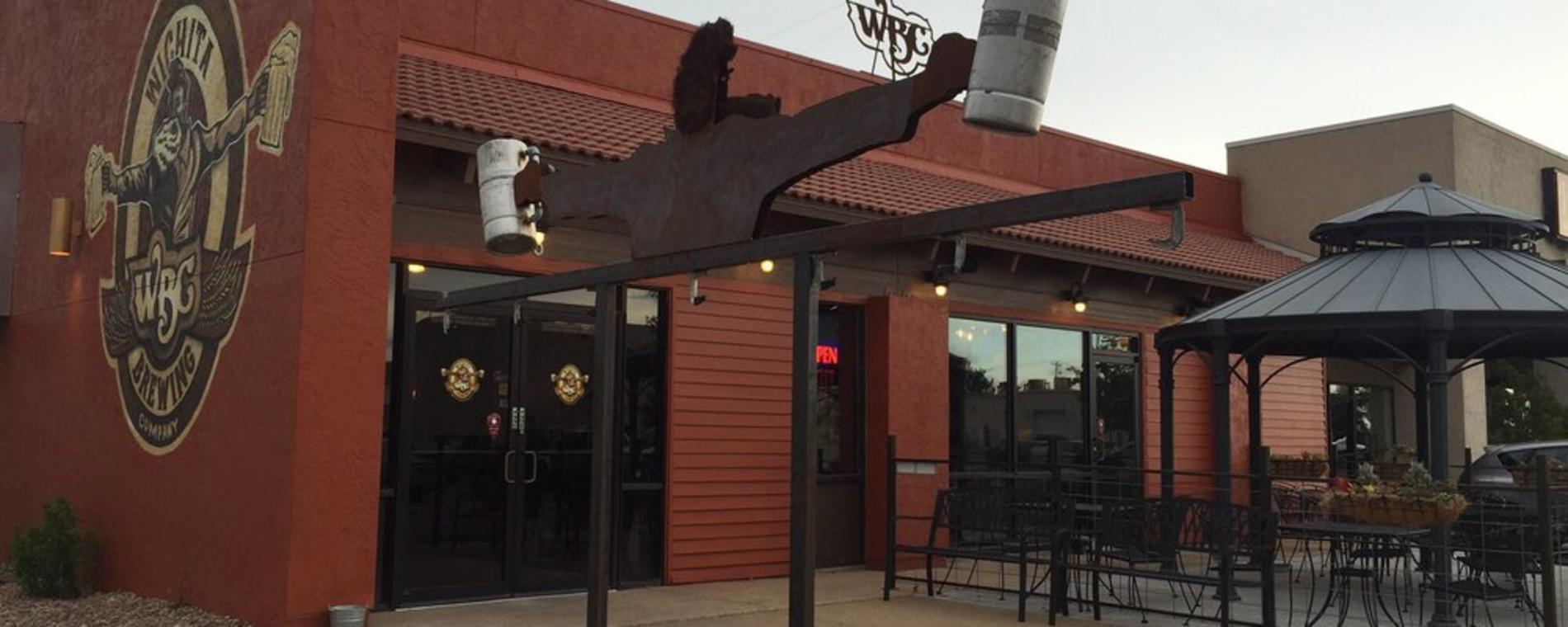 WBC exterior Visit Wichita