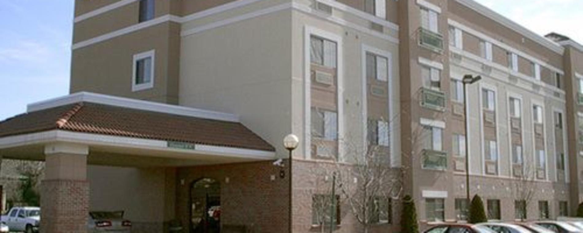 Wesley Inn exterior Visit Wichita