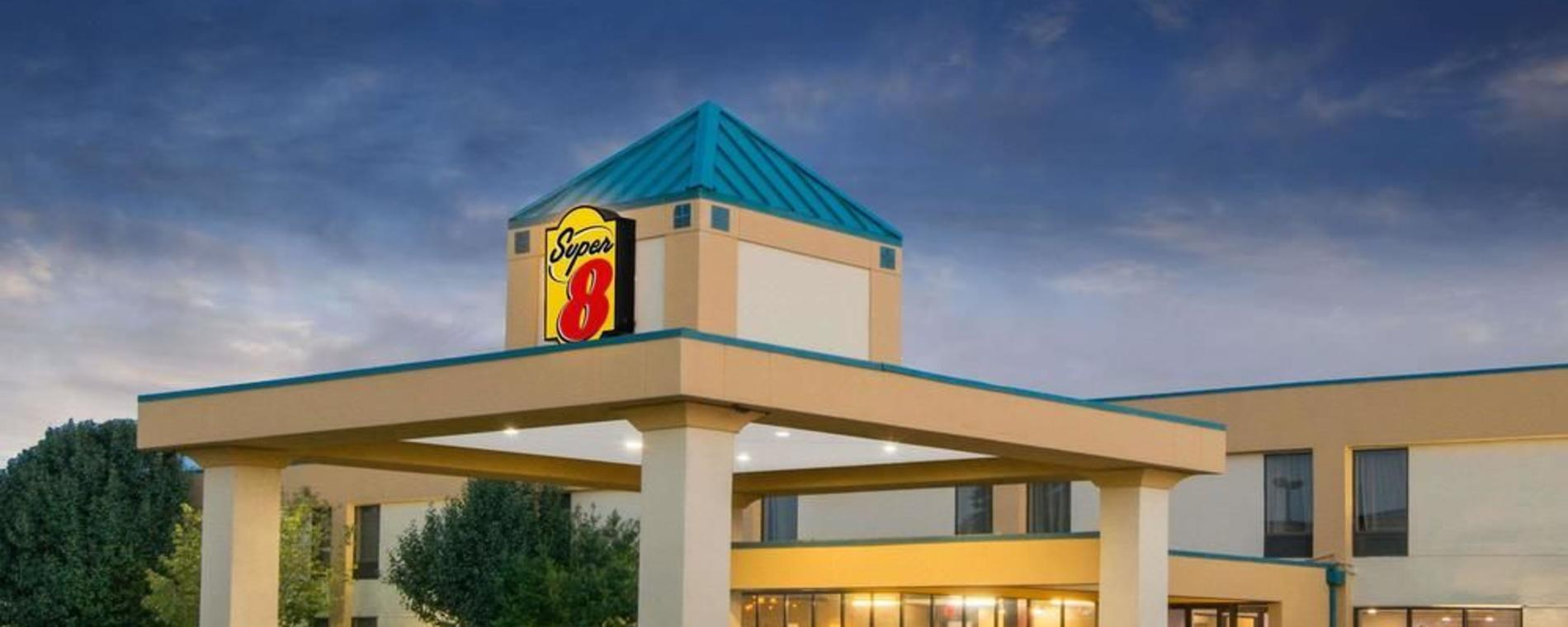 Super 8 South exterior Visit Wichita